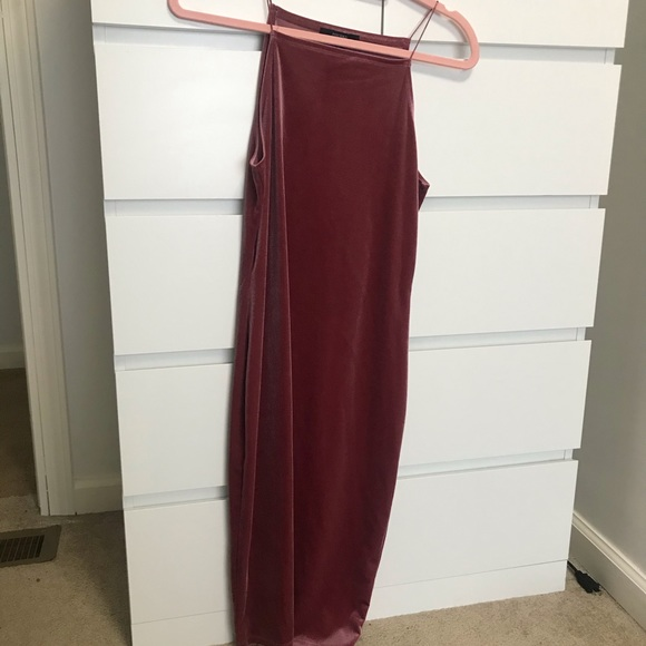Forever 21 Dresses & Skirts - Bodycon pink dress
